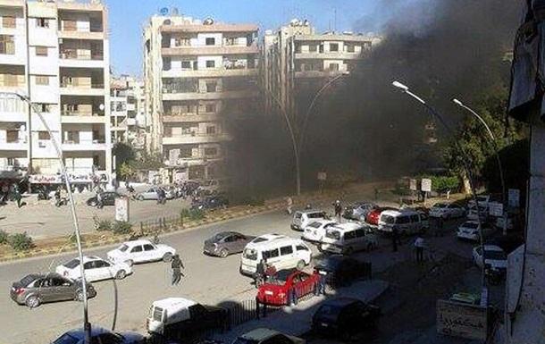У сирійській Латакії стався теракт