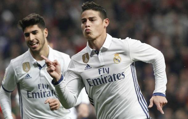Дж. Родрігес: я залишаюся, я залишаюся в Реалі!