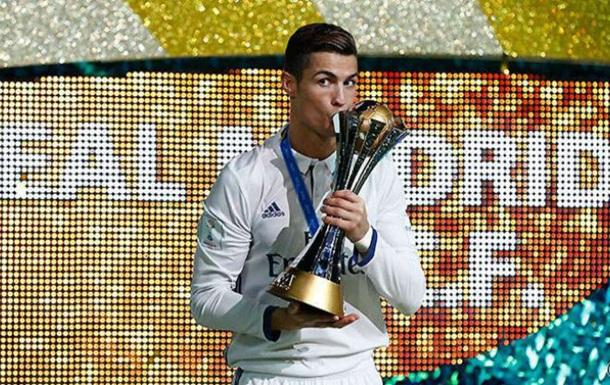 Роналду:  Щасливий потрапити до символічної збірної року за версією УЄФА 11-й раз