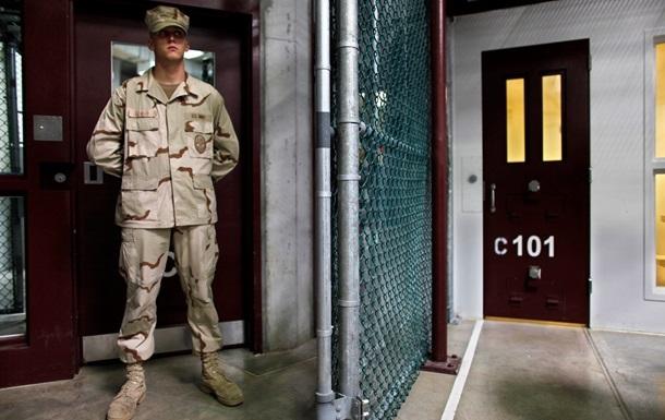 Чотирьох ув язнених з Гуантанамо передали Саудівській Аравії
