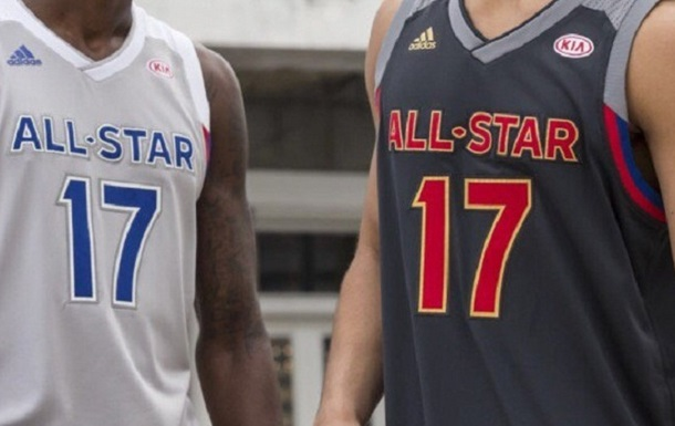 Представлені форми на Матч всіх зірок НБА-2017