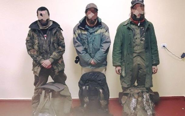 У Чорнобильській зоні зловили чергових сталкерів
