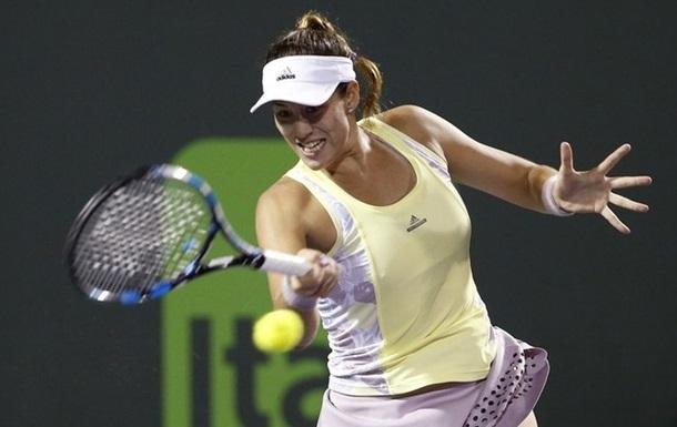 Гарбіньє Мугуруса: Травма не перешкодить моєму виступу на Australian Open