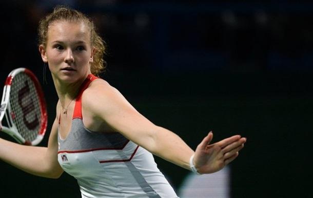 Шеньчжень (WTA). Риске і Синякова зіграють у фіналі