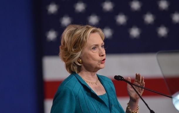 Клінтон може брати участь у виборах мера Нью-Йорка - ЗМІ