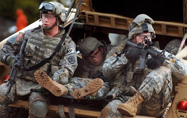 В Польшу прибудет военный контингент из США