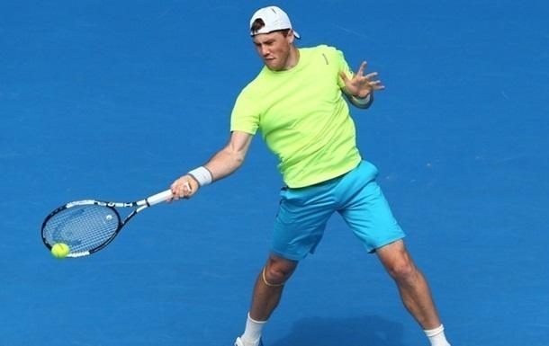 Сидней (ATP). Марченко уступил сопернику из третьей сотни