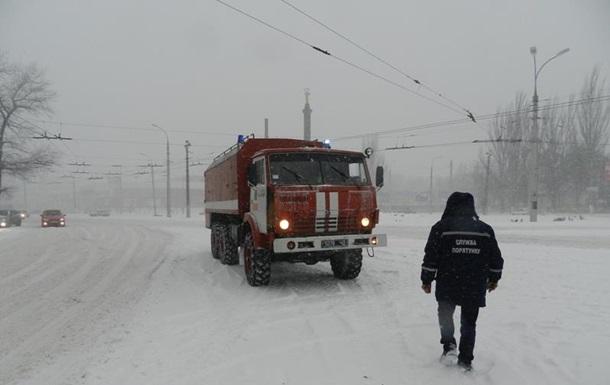 На трасі в Одеській області в заторі застрягли 70 осіб