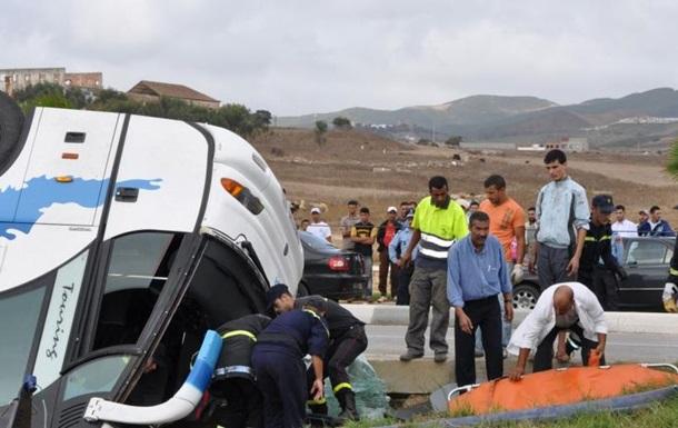 У Марокко десять осіб заживо згоріли у ДТП