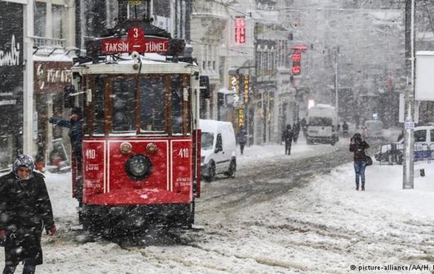 Від холодів у Європі загинули десятки людей