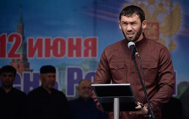 Спікер парламенту Чечні пригрозив «вкоротити язика» журналісту