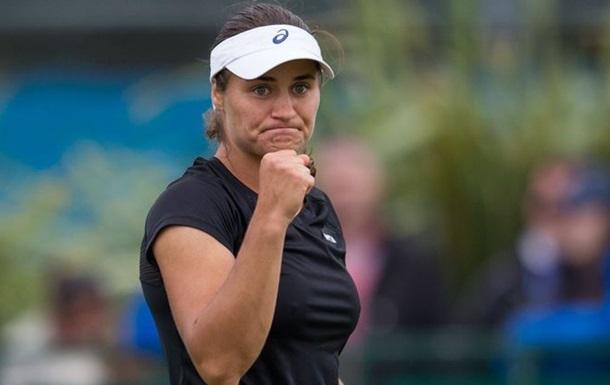 Хобарт (WTA). Нікулеску і Роджерс стартують з перемог