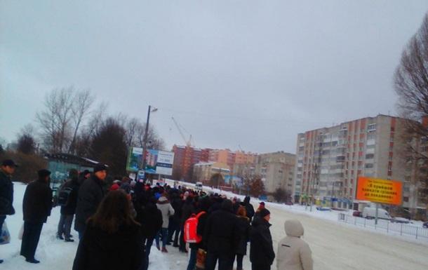 У Львові не виїхали на роботу 80% автобусів