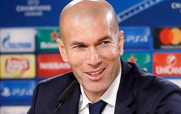 Зидан прокомментировал очередную победу Реала