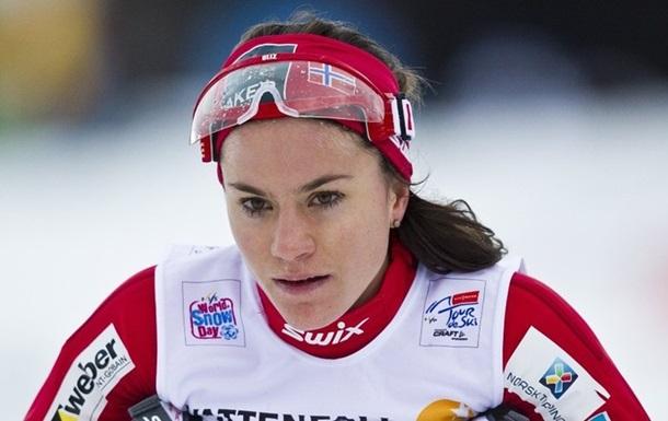 Лыжные гонки. Венг – победительница Тур де Ски
