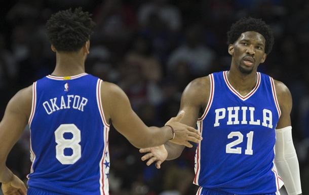 НБА. Філадельфія обігрує Бруклін у битві аутсайдерів