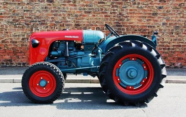 Lamborghini выпустила редкий трактор за $32 тысячи