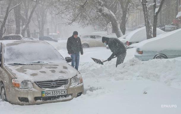 Непогода в Украине за сутки унесла жизни восьмерых