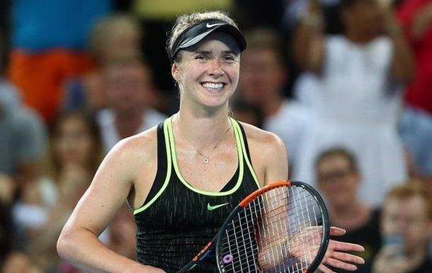 Теніс: Світоліна встановила новий український рекорд