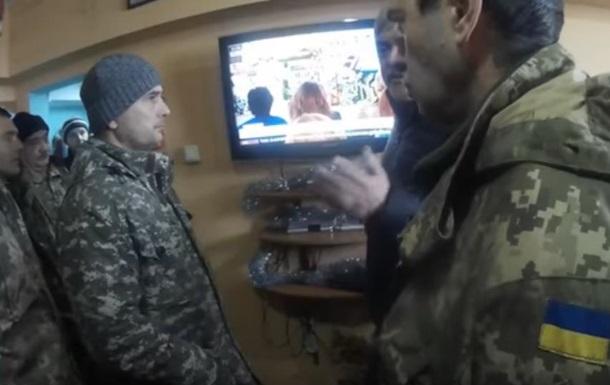 У Чорноморську ветерани АТО відключили канал  Дождь