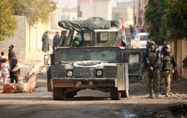 Иракский спецназ взял под контроль еще один район Мосула