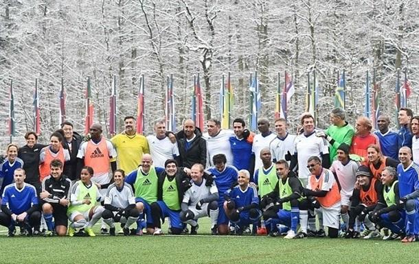 Матч легенд світового футболу