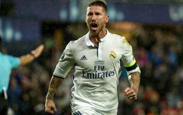 Реал: Рамос повернувся в загальну групу