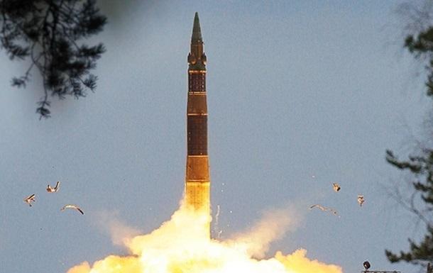 Ракетні війська РФ різко збільшать число навчань