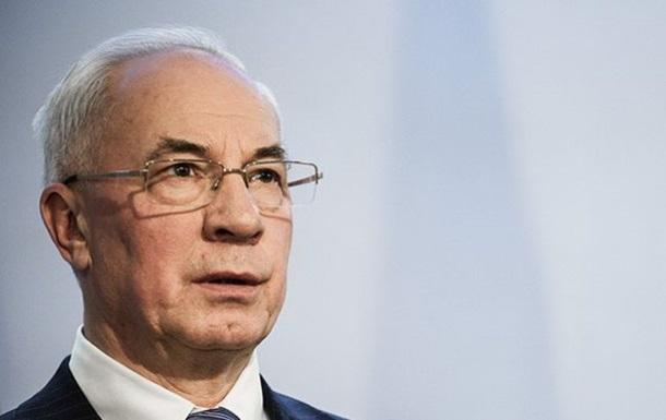 Азаров програв усі суди проти СБУ - Лубківський