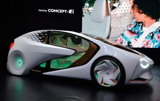 Балакучі  TV й авто з інтелектом: яскраві новинки CES 2017