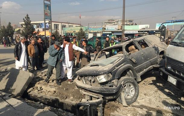 Подвійний теракт біля парламенту Афганістану, десятки загиблих