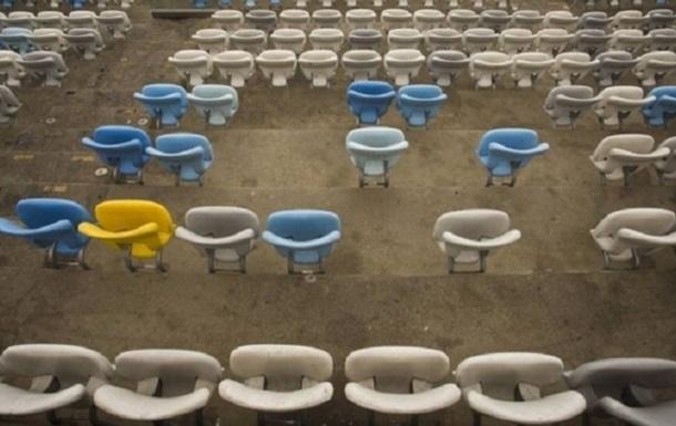 В сети опубликованы фото заброшенной арены Маракана