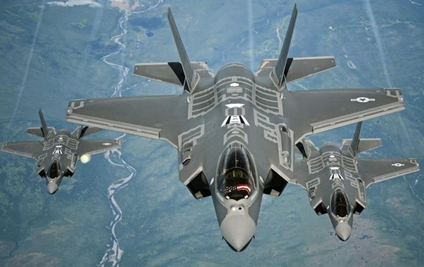 США скерували до Японії винищувачі F-35