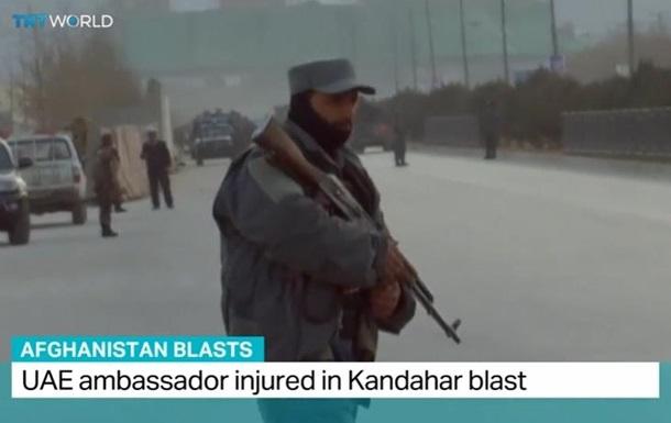 В Афганістані загинули п ятеро дипломатів з ОАЕ
