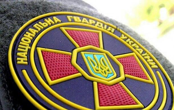 Нацгвардія заперечує затримання військового у Донецьку
