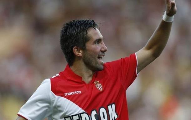 Лідер Монако потрапив у сферу інтересів трьох італійських клубів