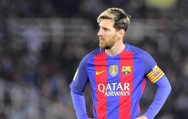Барселона: Мессі занадто дорогий для нас