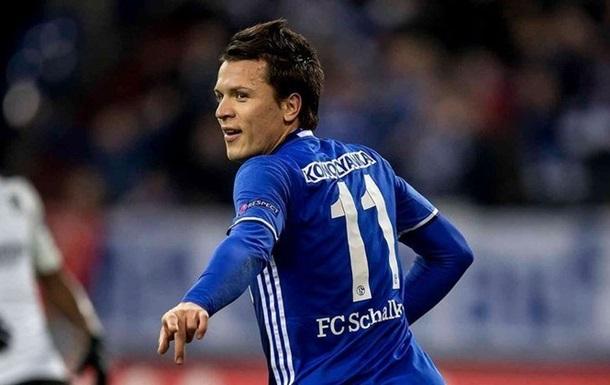 Коноплянка забив шикарний гол у товариському матчі