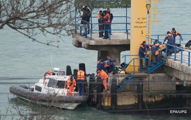 Эксперты исключили теракт на борту Ту-154