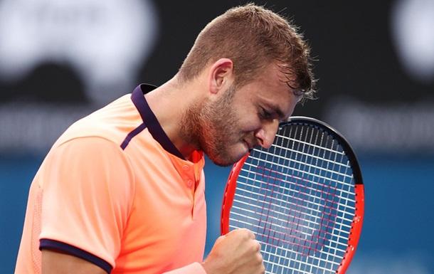 Сідней (ATP). Тим здався Евансу, Кольшрайбер не вийшов на матч з Троїцькі