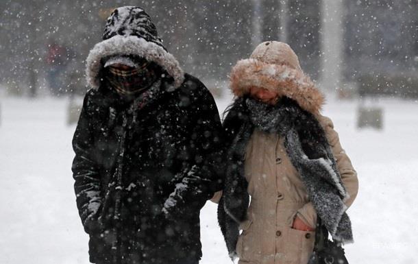 В Україні з початку холодів померли 40 осіб