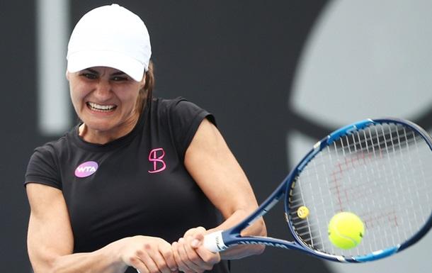 Хобарт (WTA). Нікулеску зіграє з Цуренко, поразка Бертенс