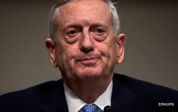 Сенат США дозволив Меттісу претендувати на посаду глави Пентагону