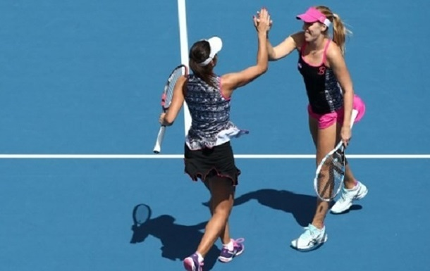 Теніс. Українсько-румунський дует зіграє у фіналі турніру в Хобарті