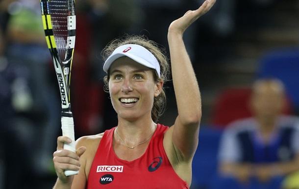 Теніс. Турнір в Сіднеї виграла британка