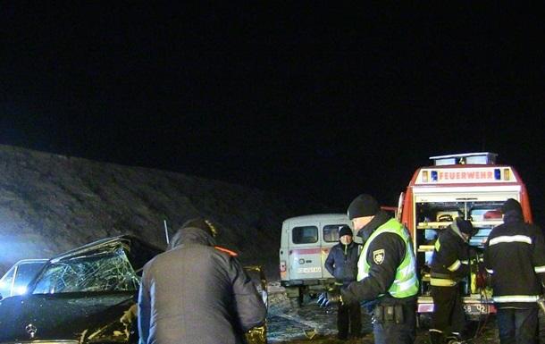 ДТП в Чернівецькій області: чотири жертви