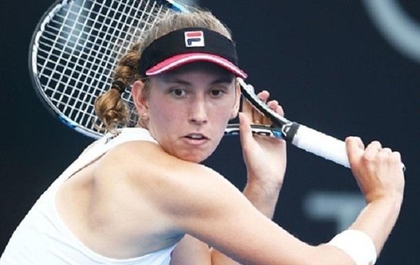Хобарт (WTA). Нікулеску битиметься за титул з Мертенс