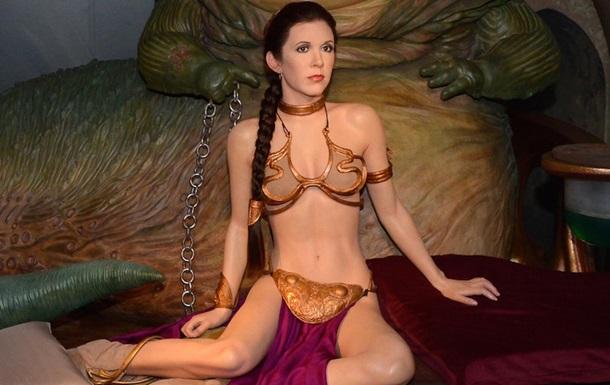 Принцесу Лею  воскресять  для  Зоряних воєн