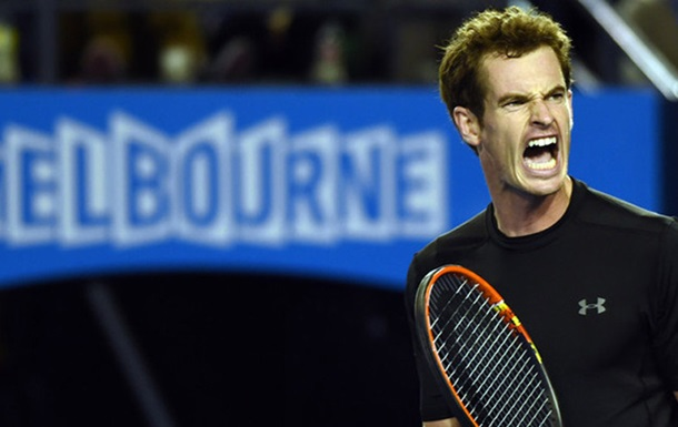 Australian Open: Маррей і Федерер можуть зустрітися вже в 1/8 фіналу