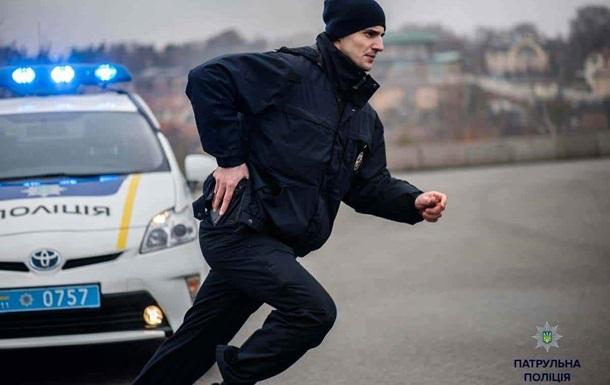 В Одесі план  Перехоплення  через збитого поліцейського